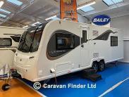 Bailey Alicanto Grande Porto SOLD 2021 4 berth Caravan Thumbnail