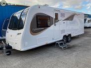 Bailey Alicanto Grande Faro 2021 4 berth Caravan Thumbnail