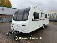 Bailey Unicorn Madrid SOLD 2018 3 berth Caravan Thumbnail