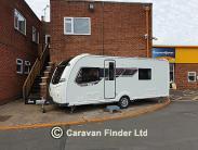 Coachman VIP 565 2021 4 berth Caravan Thumbnail