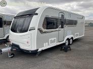 Coachman Laser 675 2021 4 berth Caravan Thumbnail