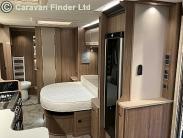 Coachman Laser Xcel 575 2021 4 berth Caravan Thumbnail