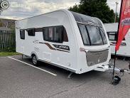 Elddis Affinity 520 SOLD 2021 2 berth Caravan Thumbnail