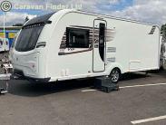 Coachman VIP 575 2018 4 berth Caravan Thumbnail