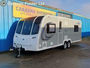 Bailey Pegasus Grande Turin 2021 6 berth Caravan Thumbnail