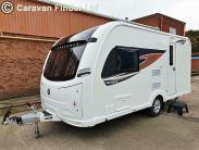 Coachman Avocet 460 2021 2 berth Caravan Thumbnail
