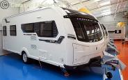 Coachman VIP 565 SOLD 2019 4 berth Caravan Thumbnail
