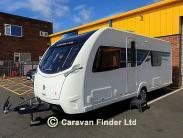 Sterling Continental 580 2016 4 berth Caravan Thumbnail