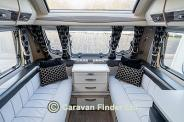 Sterling Continental 580 SOLD 2016 4 berth Caravan Thumbnail