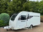 Swift Fairway 470 SOLD 2019 4 berth Caravan Thumbnail