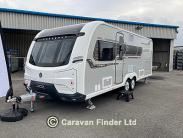 Coachman Laser Xcel 875 2021 4 berth Caravan Thumbnail