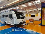 Coachman Laser Xcel 875  2022 4 berth Caravan Thumbnail