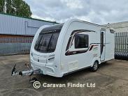 Coachman VIP 460 2015 2 berth Caravan Thumbnail