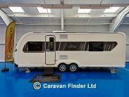 Coachman Lusso II  2022 4 berth Caravan Thumbnail