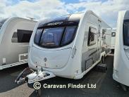 Swift Conqueror 645 SOLD 2012 4 berth Caravan Thumbnail