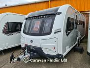 Coachman Laser Xcel 845 DUE 2022 4 berth Caravan Thumbnail