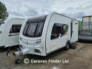 Coachman VIP 460 SOLD 2013 2 berth Caravan Thumbnail