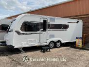 Coachman Laser Xcel 850 SOLD 2021 4 berth Caravan Thumbnail