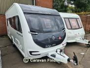 Swift Elegance 480 2021 2 berth Caravan Thumbnail