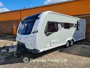 Coachman Laser 620 Xtra DUE 2022 4 berth Caravan Thumbnail