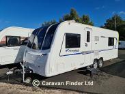 Bailey Pegasus Grande Messina 2019 4 berth Caravan Thumbnail