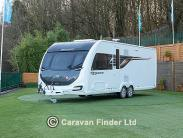 Swift Elegance Grande 835 2021 4 berth Caravan Thumbnail