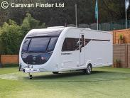 Swift Challenger X 880 2021 4 berth Caravan Thumbnail