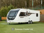 Swift Celebration X 835 2021 4 berth Caravan Thumbnail
