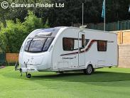 Swift Challenger SE 565 2015 4 berth Caravan Thumbnail