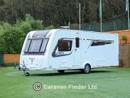 Compass Capiro 554 2017 4 berth Caravan Thumbnail