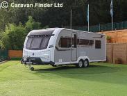 Coachman Laser Xcel 845 2021 4 berth Caravan Thumbnail