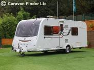 Bailey Unicorn Cadiz 2015 4 berth Caravan Thumbnail