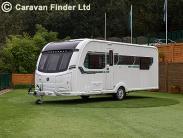 Coachman Festival 545 2021 4 berth Caravan Thumbnail