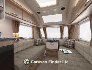 Swift Sprite Quattro FB 2021 6 berth Caravan Thumbnail
