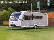 Coachman Laser 575 Xcel 2021 4 berth Caravan Thumbnail
