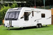 Alaria TS 2019 4 berth Caravan Thumbnail