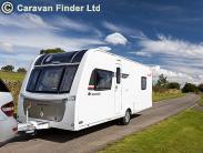 Elddis Avante 550 2021 4 berth Caravan Thumbnail
