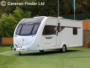 Swift Celebrate 4 EB 2021 4 berth Caravan Thumbnail