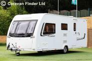Lunar Clubman ES 2013 4 berth Caravan Thumbnail