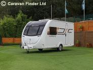 Swift Sprite Alpine 2 2021 2 berth Caravan Thumbnail