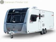 Elddis Avante 860 2021 4 berth Caravan Thumbnail