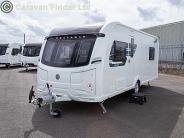 Coachman Acadia 545 2021 4 berth Caravan Thumbnail