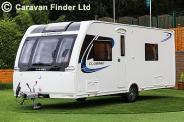 Lunar Clubman SE 2018 4 berth Caravan Thumbnail