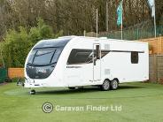 Swift Challenger X 850 2021 4 berth Caravan Thumbnail