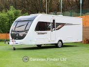 Swift Celebration X 880 2021 4 berth Caravan Thumbnail