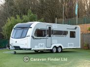 Coachman Laser 665 2021 4 berth Caravan Thumbnail