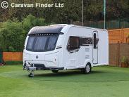 Coachman VIP 460 2021 2 berth Caravan Thumbnail