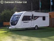 Swift Celebration 560 2021 4 berth Caravan Thumbnail