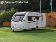 Swift Conqueror 530 2016 4 berth Caravan Thumbnail