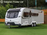 Coachman Laser Xcel 850 2021 4 berth Caravan Thumbnail